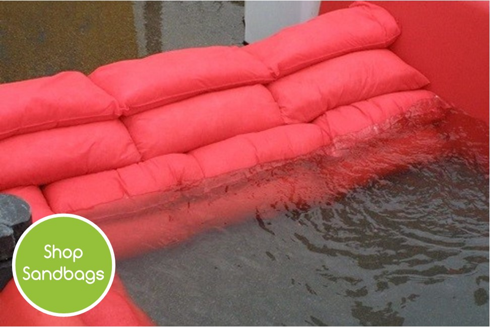 Sandbags from OHI