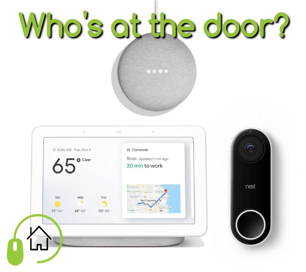 Google Nest Smart Video Doorbell