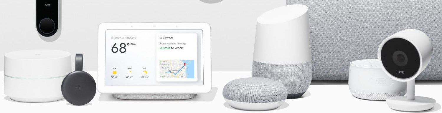 Google Nest from OHI
