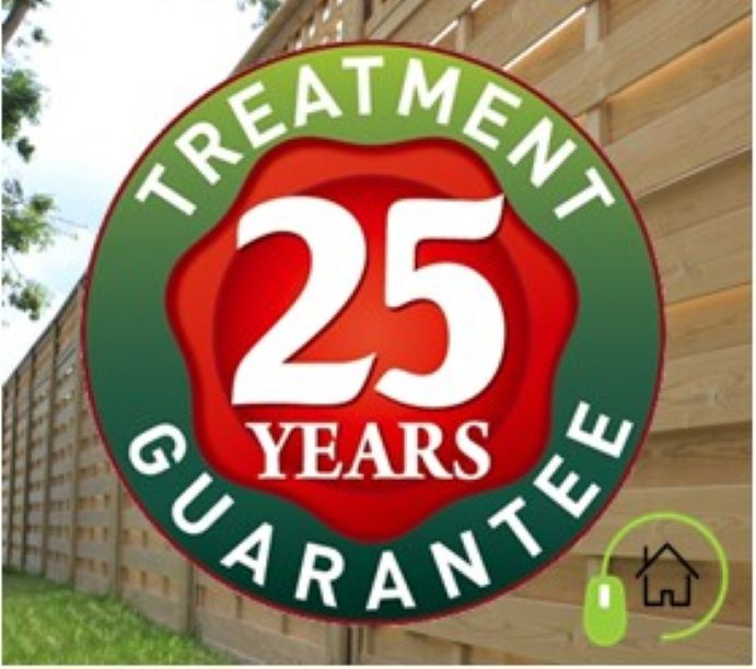 25 year manufacturers guarantee