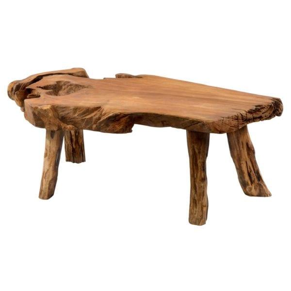 Reclaimed Teak Wooden Coffee Table