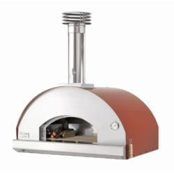 Fontana Mangiafuoco Build in Wood Fired Pizza Oven