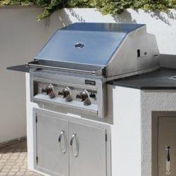 Sunstone Sun Series 3 Burner Gas Barbecue Grill