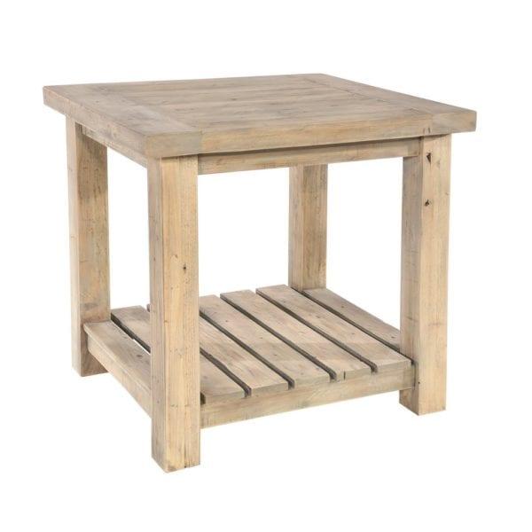 St Leonards Chunky Reclaimed Wood Lamp or Side Table