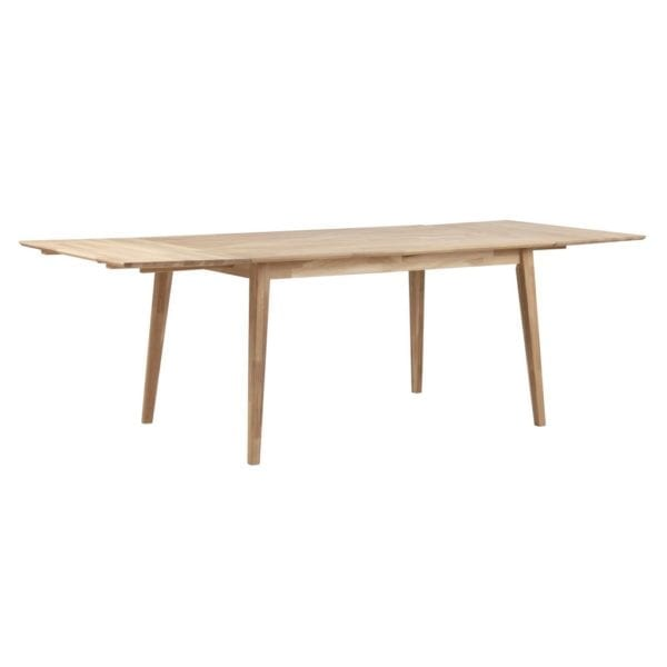 Frances Oak Wood Extension Leaf for Rectangular Dining Table - Available in a Choice of Colours
