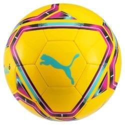Puma Final 6 MS Yellow, Blue & Red Training Football
