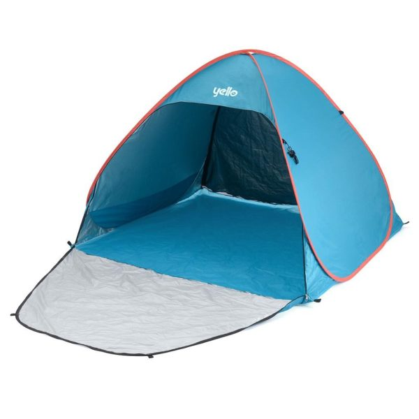 Yello Pop-Up Beach Sun Shelter