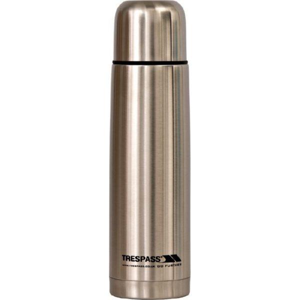Trespass Thirst 75 X 750ml Stainless Steel Flask