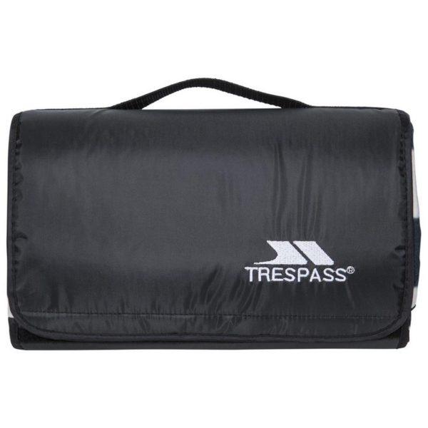 Trespass Folded Waterproof Throw Blanket