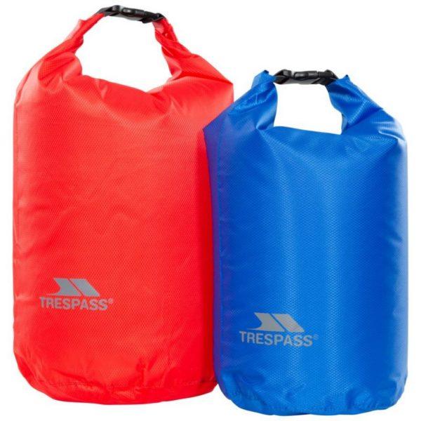 Trespass 2 Piece Dry Bag Set