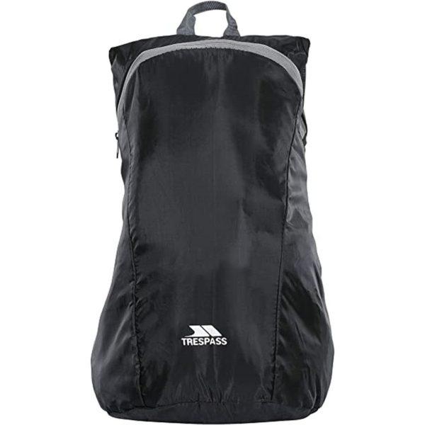 Trespass Black Reverse Wear Pack away Backpack - 33 Litres